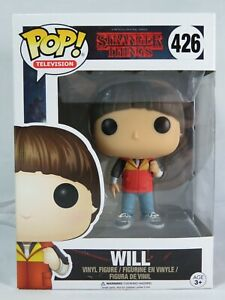 Television Funko Pop - Will - Stranger Things - No. 426