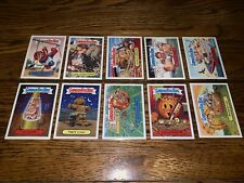 2008 GARBAGE PAIL KIDS ALL-NEW SERIES 7 ANS7 JIG SAW PUZZLE CARD SET 10 CARDS NM