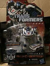 Transformers Generations Fall of Cybertron Autobot Jazz