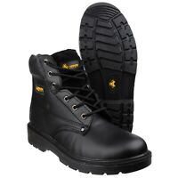 Amblers FS159 Black Mens Ladies Safety Work Boot |UK 4-15|