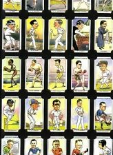 Sporting Celebrities Churchman 1931 50 Cigarette Cards Authorised Reproduction