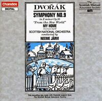 Dvorak,A. - Sym 9/My Home Ovt (CD NEUF)