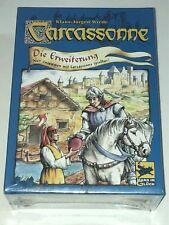 Carcassonne 1. Erweiterung - Wirtshäuser & Kathedralen NEU | OVP - altes Layout