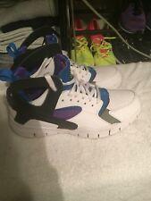 Nike Air Flight Huarache PRM QS Men's Basketball Shoes Size 10