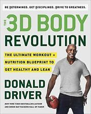 DONALD DRIVER-3D BODY REVOLUTION  (UK IMPORT)  BOOK NEW