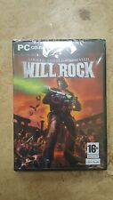 Will Rock PC CD-ROM NEW AND SEALED