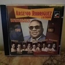 ARSENIO RODRIGUEZ-RARE OUT PRINT-DUDUNBANZA ORG.TUMBAO CUBAN CLASSIC-CD SEALED!