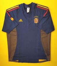 Spain jersey large 2002 third shirt Adidas soccer football ig93