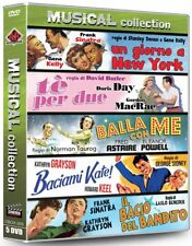MUSICAL COLLECTION  5DVD  COFANETTO  MUSICALE