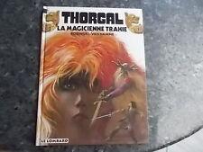 belle reedition thorgal la magicienne trahie