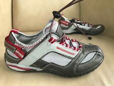 Brand New Weinbrenner Boys Grey Black Red Sneakers Water Shoes Us 1 Eu 32