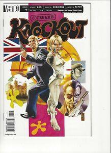 KNOCKOUT #19 BY VERTIGO COMICS 2003  BY VERTIGO COMICS