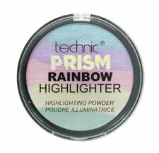 Technic Unicorn Prism Rainbow Highlighter Illuminating Shimmer Baked Powder