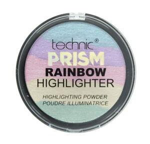 Technic Unicorn Prism Rainbow Highlighter Illuminating Shimmer Baked Powder