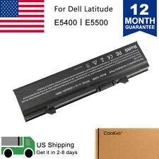 6 Cell Battery for Dell Latitude E5400 E5500 E5410 E5510 KM742 RM668 PX644H