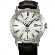 Orient Curator 41mm Automatic Watch with Power Reserve Indicator #FD0J004W