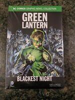 Green Lantern Blackest Night DC Comics Graphic Novel Eaglemoss Upsell 3 Sealed