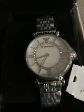 Emporio Armani Classic AR1908 Gianni T-Bar Wrist Watch for Women