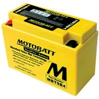 Motobatt Battery For Yamaha YZF-R6, R6S 600cc 01-09