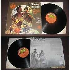 R.DEAN TAYLOR - I Think Therefore I Am LP Folk Rock US 1970