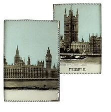 Cover for Passport - travel wallet - Passport Case - London