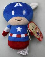Hallmark Itty Bitty's Marvel - Captain America Plush/Stuffed Toy - The Avengers