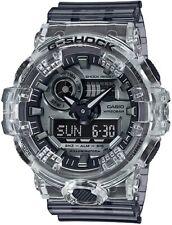 Casio G-Shock GA-700SK-1A Analog-Digital Skeleton Semi-Transparent Resin Watch