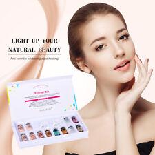 ibcccndc BB Cream Starter Kit Ampoule Facial Boost Whitening Acne Heal Treatment