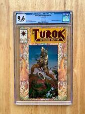 Turok Dinosaur Hunter #1 CGC 9.6 NM+ (July 1993, Acclaim / Valiant)