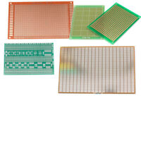 PCB Prototyping Experiment Boards project Matrix or SMD  printed circuit board