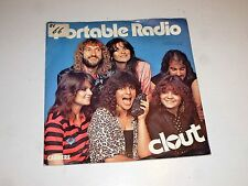 "CLOUT - Portable Radio - 1990 French 7"" Juke Box vinyl single"
