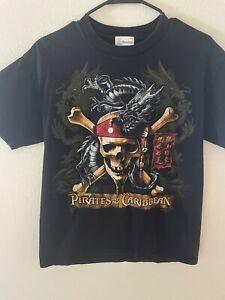 Disney Pirates of The Caribbean vintage T-shirt