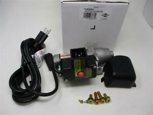 110V Electric Starter Briggs & Stratton/Murray Snowthrower 595821 798884 & 79888