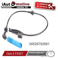 Bmw 3 Series Z4 Front Wheel ABS Speed Sensor E46 E85 E86 34526752681 2000 - 2008