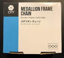 Creative Memories Medallion Frame Chain Border Maker Cartridge BMC -New Rare