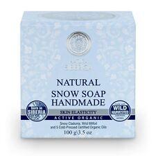 NATURA Siberica Naturale Organico sapone fatto a mano da neve 100g