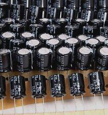 10pcs- 470uf 25v Radial Electrolytic Capacitor 25v470uf Rubycon Zlh Japan Best