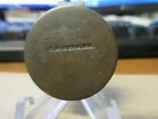 Brunk-B-187 S.H. Gerrish. Counterstamp on 1796 or 97 US Large Cent