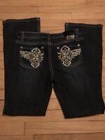 Womens Denim Courture Jeans Size 11
