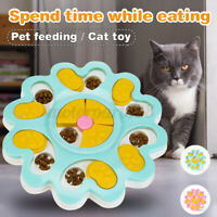 Treat Dispenser Dog Puzzle Food Toy Interactive Training Feeder Pet Supply Funny