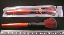 Make Up Brush for Mineral Foundation / Blusher Even Coverage 14cm Long Red