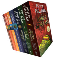 His Dark Materials Sally Lockhart Mystery Collection 7 Books Set Philip Pullman