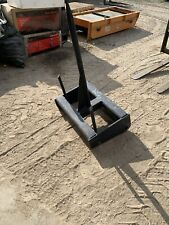 Manitou Lift Bale Spear Hay New