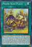 *** PRANK-KIDS PLACE *** SECRET RARE HISU-EN023 (MINT/NM) YUGIOH!