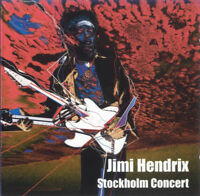 JIMI HENDRIX Stockholm Concert 18-trk 2-CD live 1969 NEW/SEALED