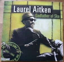 Laurel Aitken, Godfather of Ska, Vinyl, sehr guter Zustand, Grove Records, Rar