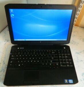 Dell Latitude E5530 500GB HDD, 8GB RAM, Intel Core I3 2.50GHz, Windows 7 Pro