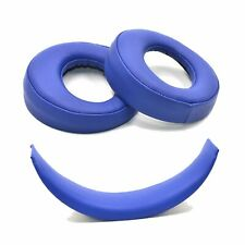 Replacement Ear Pads Cushion / Headband For SONY Gold PS3 PS4 7.1 Headphone