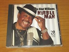 """Nibble Man by Lee """"Shot"""" Williams (CD, Mar-2005, Ecko Records) USED / PERFECT"""