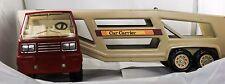 Vintage Tonka Car Hauler Red and Tan XR 101 1976-1977